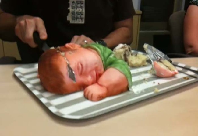 omg who can do such a thing to a baby