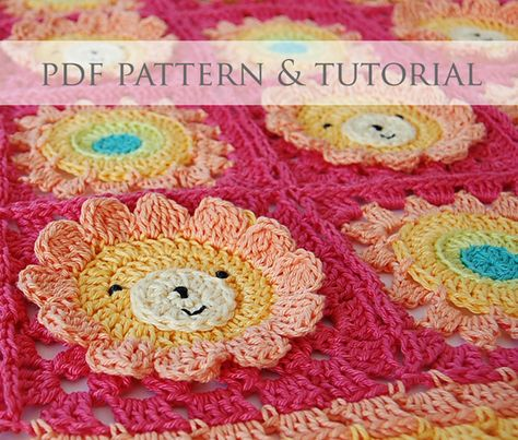 10 Free Crochet Patterns & Tutorials for Baby Blankets - 10 Gone Viral
