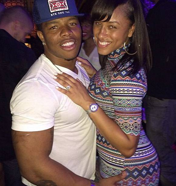 "Ray Rice and Janay Rice In late 2014, a security video surfaced of the NFL star brutally assaulting his wife. Months later, she was calling him ""the best husband in the world."""
