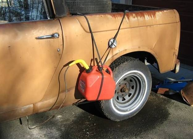Redneck DIY Projects - WTF ? For Road Trips @ 10GoneViral.com