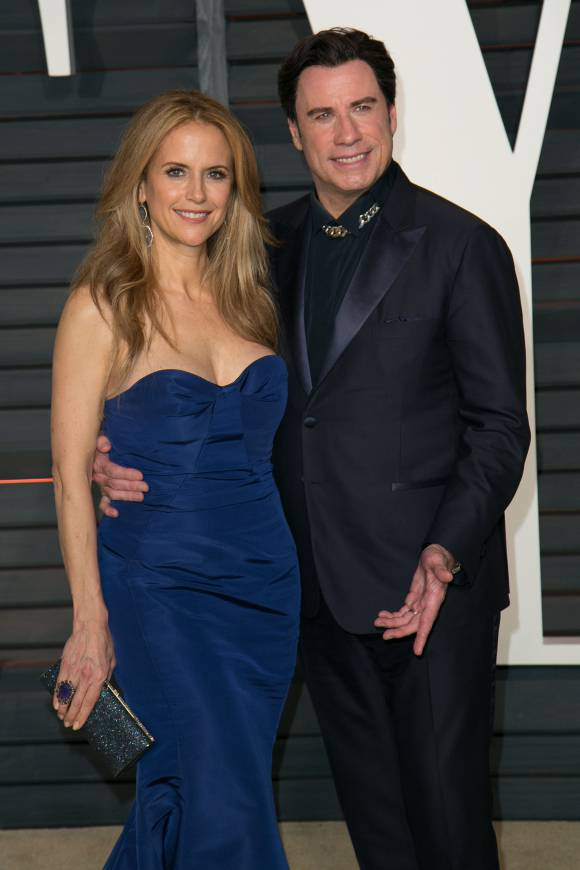 John Travolta and Kelly Preston These two have stayed together despite persistent rumors -- and multiple masseurs' allegations that Travolta touched them inappropriately.