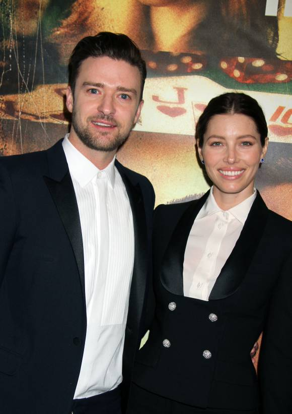 Justin Timberlake and Jessica Biel Rumors of JT's cheating -- including a fling with Olivia Munn -- have been so rampant that the couple eventually sued a tabloid over them -- and won!