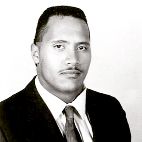 """Dwayne """"The Rock"""" Johnson shared a hilarious #tbt photo of himself at age 16 on Thursday, Aug. 6. Credit: Courtesy The Rock/Instagram Read more: http://www.usmagazine.com/celebrity-news/news/dwayne-the-rock-johnson-shares-hilarious-tbt-post-201568#ixzz3iQ3ewdSS  Follow us: @usweekly on Twitter   usweekly on Facebook"""