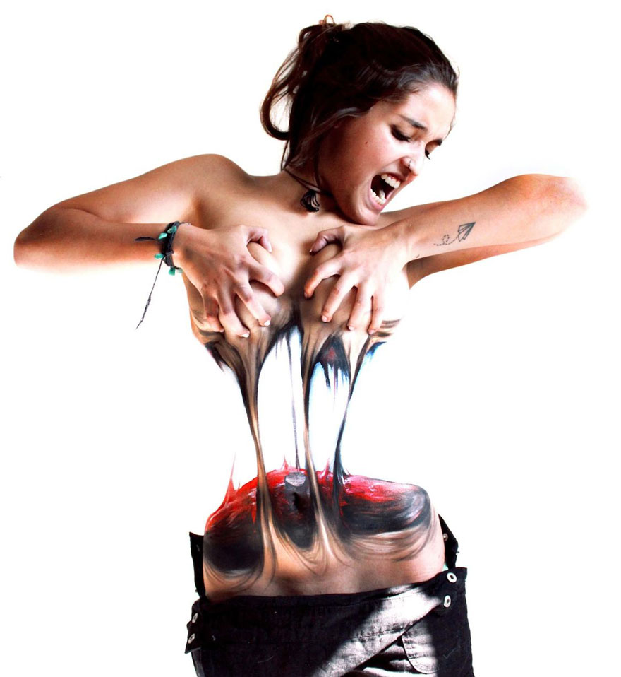 woman-tearing-herself-apart-grotesque-body-painting-jeampiere-dinamarca-poque-9
