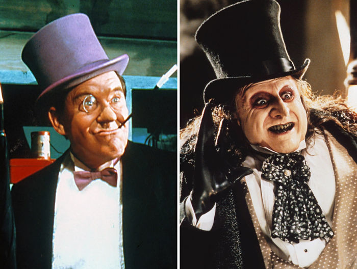 The Penguin 1966 And 1992