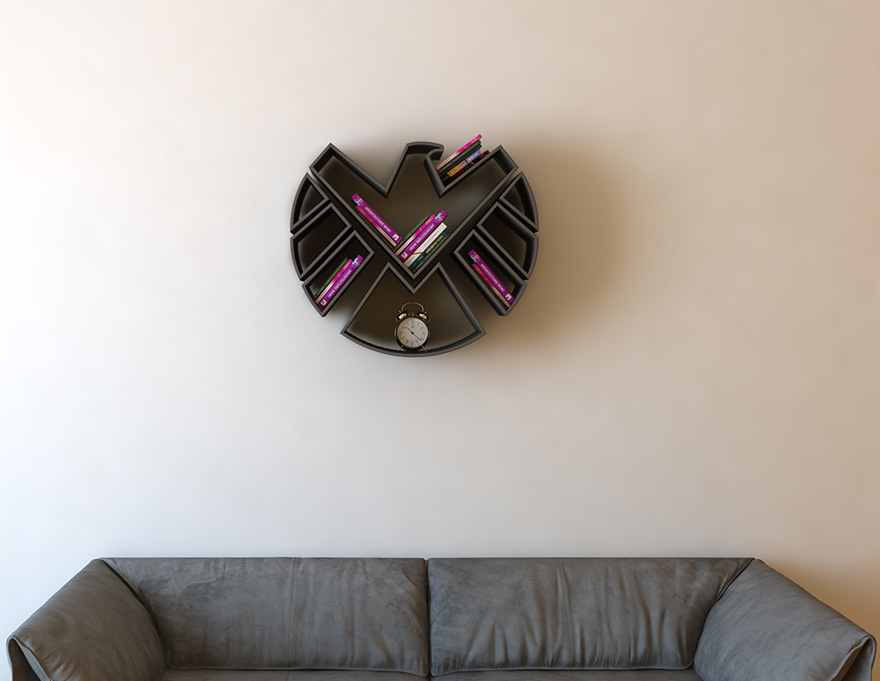 superhero-bookshelves-burak-dogan-1