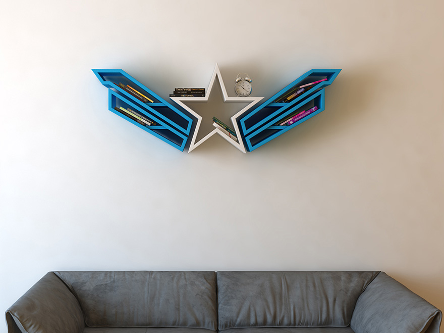 superhero-bookshelves-burak-dogan-13