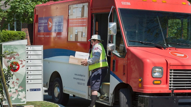 Canada Post has issued a lockout notice to the union that represents postal workers.