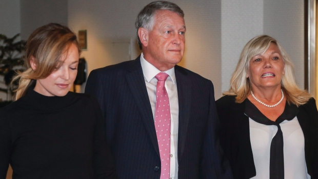 Image result for Justice Robin Camp 'very sorry' for 'knees together' comment at sex assault trial