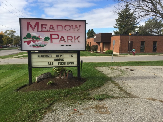 meadow park nursing home