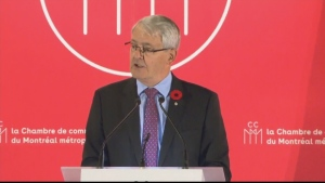 Federal Transport Minister Marc Garneau said the government would pull ideas from the U.S.