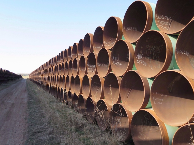 Keystone pipes