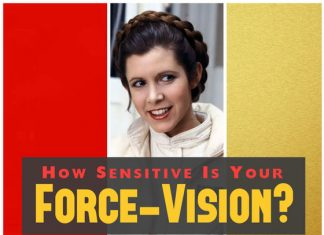 Is Your Vision Force-Sensitive? Identify The Star Wars Character Just By Their Color Scheme!
