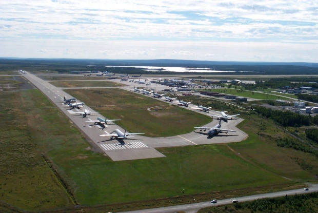 US Cda Sept 11 Gander Nfld airline diversions
