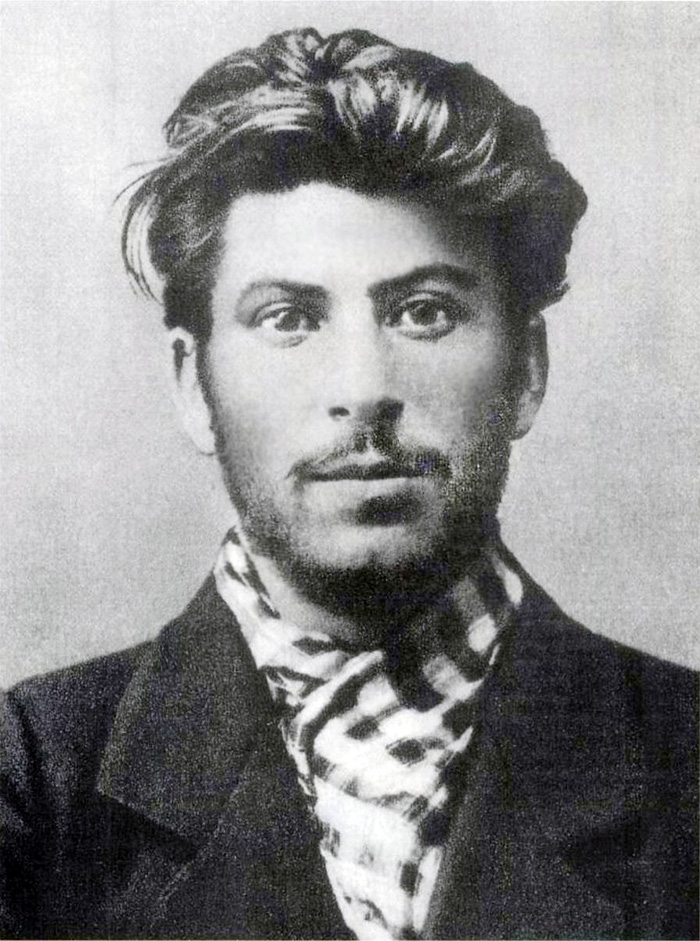 Joseph Stalin As A Young Man, 1902