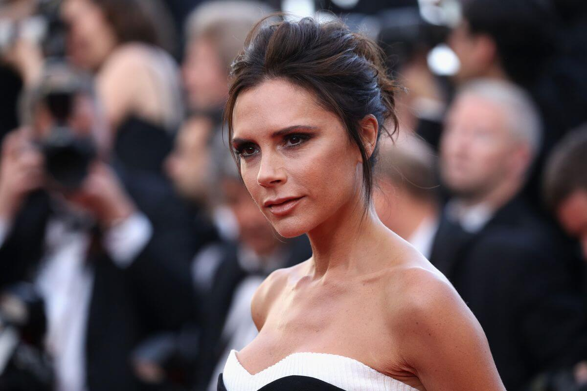 Victoria Beckham Slammed for Featuring Sickly Skinny' Model in FashionCampaign images
