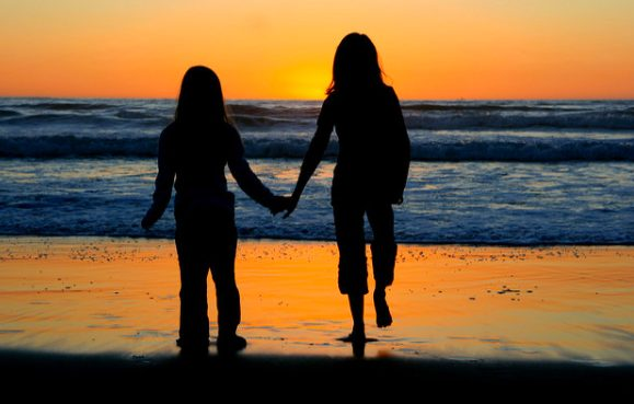 A 2010 study even showed that having a sister can benefit mental health. The study found that participants with sisters had fewer feelings of guilt, self-consciousness, and fears.