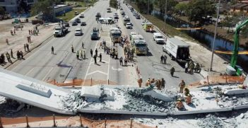 Heartbreakingly, six people, including one FIU student, were killed in the disaster.