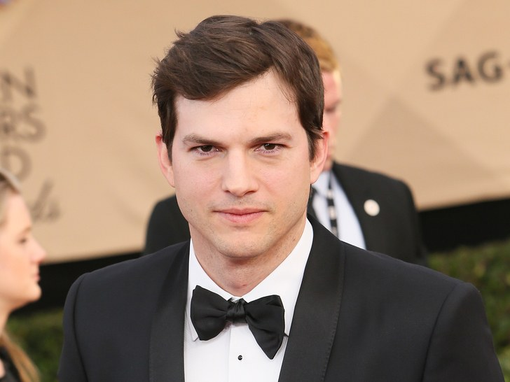 Ashton Kutcher Reveals How He Has Helped Save 6,000 Child Victims Of