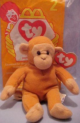 The Happy Meal Toys (Especially The Mini Beanie Babies)