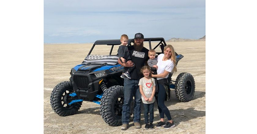 Diesel Brothers Cast >> Meet The Wives And Kids Of The Diesel Brothers Cast