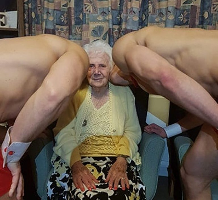 Naked granny home pics can believe