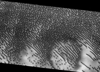 NASA Uncovers What Looks Like Morse Code On Mars-Maybe We're Not Alone After All!