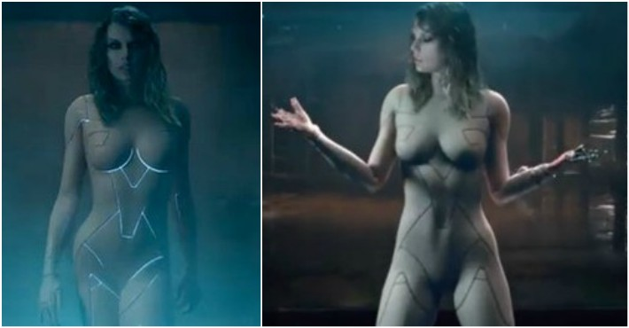 Taylor Swift Nude Video
