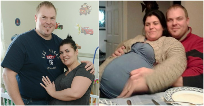 Man Rushes To Hospital When Pregnant Girlfriend Goes Into Labor And Discovers Shes -9615