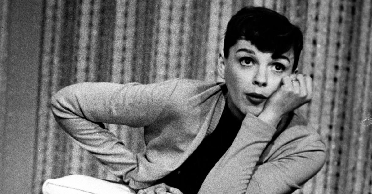 Naked Pictures Of Judy Garland